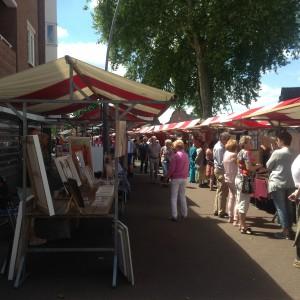 Rosmalense kunstmarkt 2015