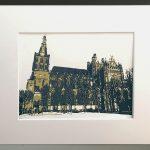 eefdruk Sint-Jan Goud-Grijs